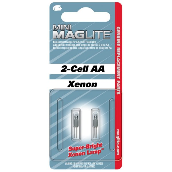 P 230 Re Mini Maglite 2 Cell Aa 2 Pk Magshop