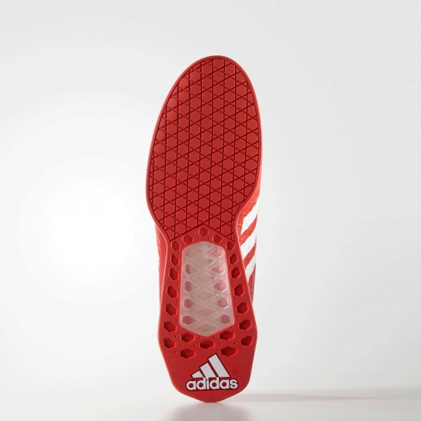 Adidas Leistung 16 Vektløftersko Røde Magshop