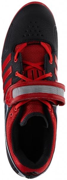 Adidas AdiPower Vektløftersko Hvite Magshop